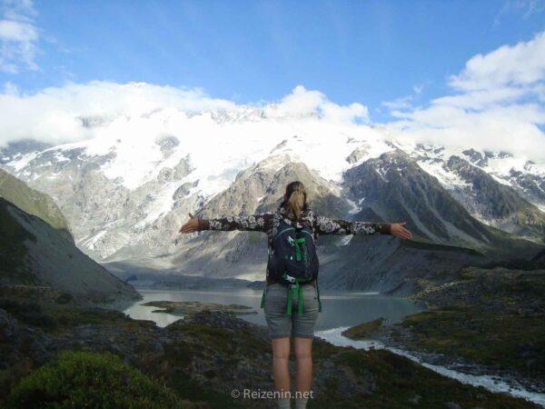 Bergen Caterbury Nieuw-Zeeland