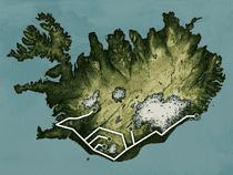 ijsland openbaar vervoer