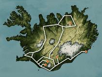 openbaar vervoer ijsland