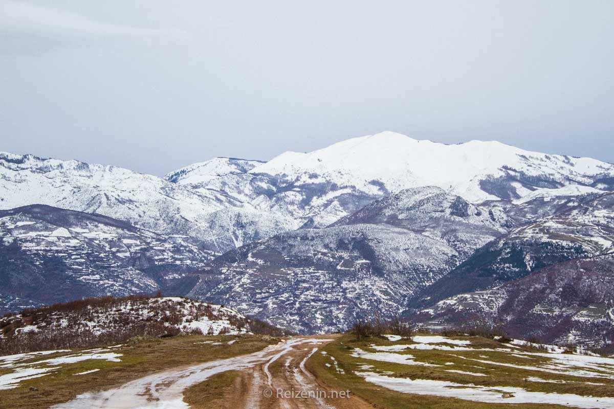 autorijden in albanie
