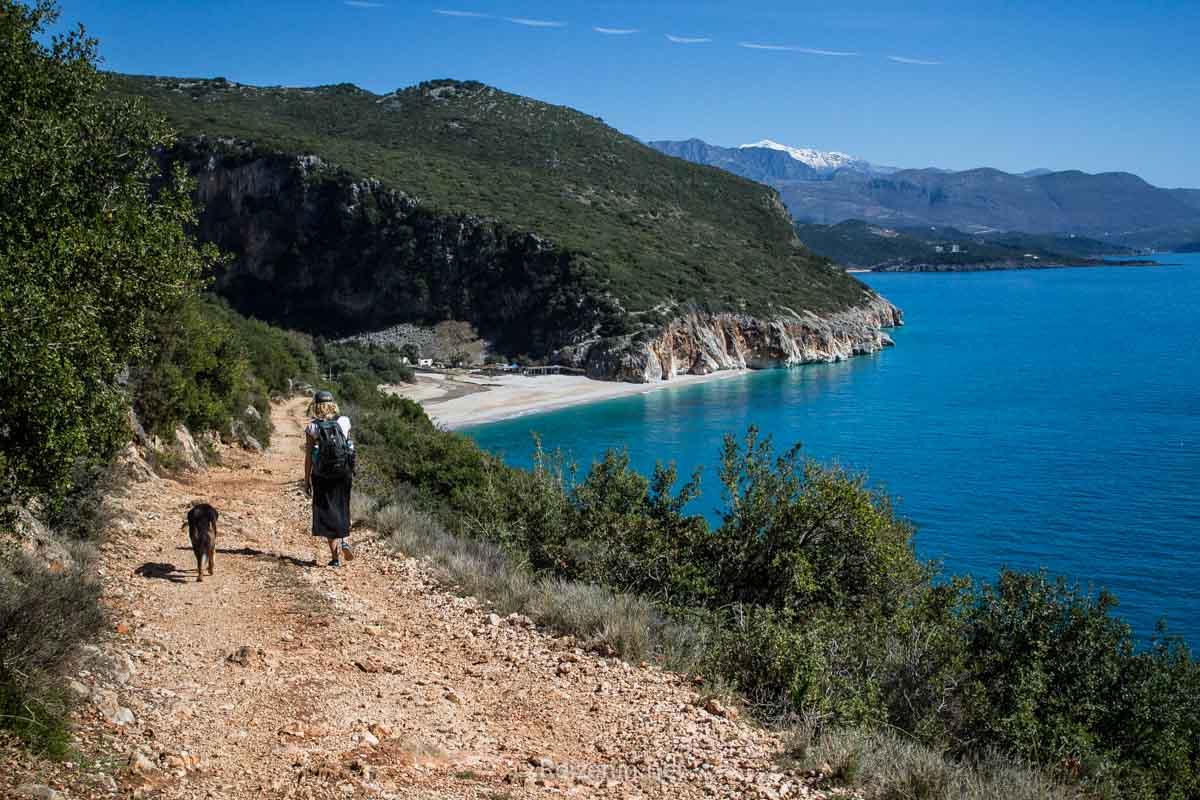 Riviera van albanie
