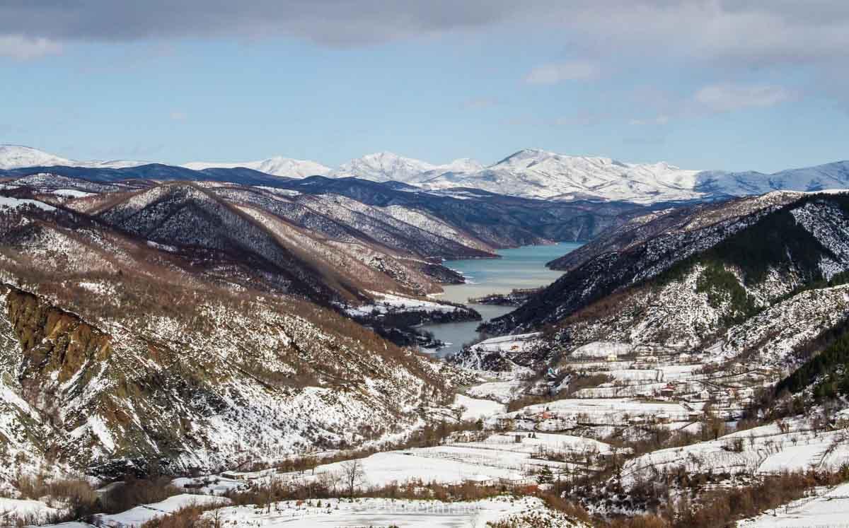 noordelijke alpen albanie